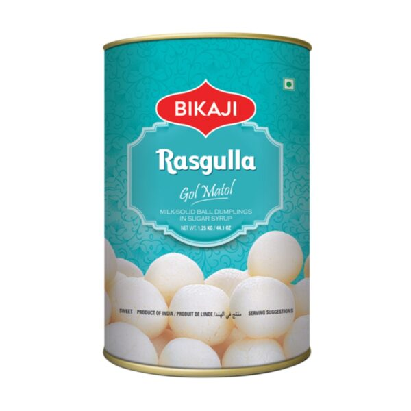 Bikaji Rasgula