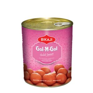 Gol-M-Gol (Gulab Jamun)