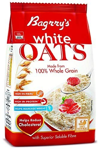 Bagrry's White Oats: 1 kg